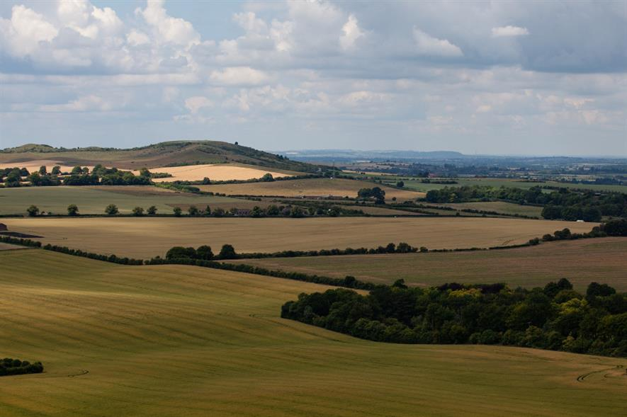 The Chilterns AONB, Buckinghamshire - credit: Pixabay