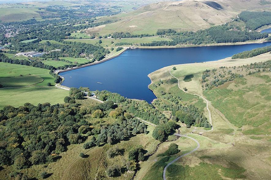Dovestone reservoir - image: Pixabay