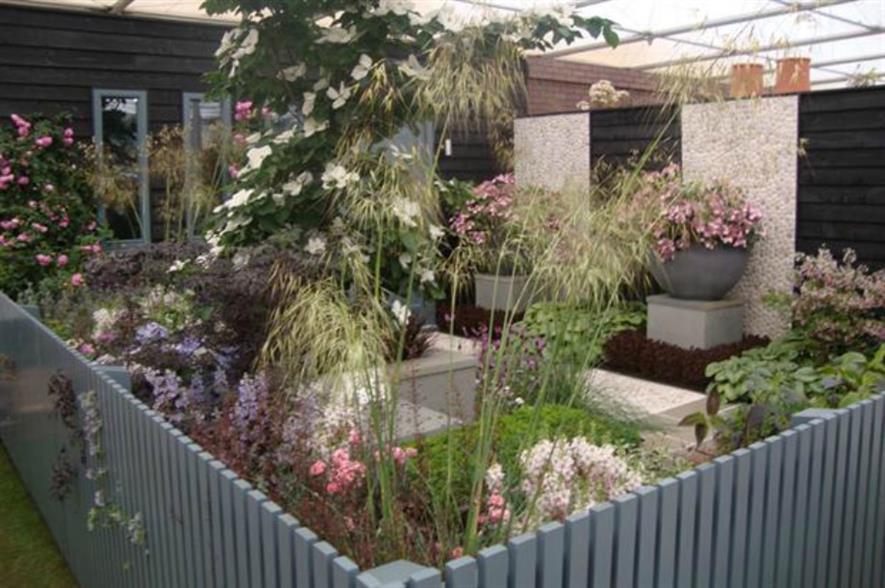 John Woods Nurseries garden at Chelsea Flower Show 2010
