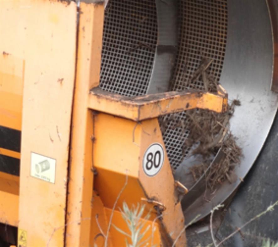 Bents composting