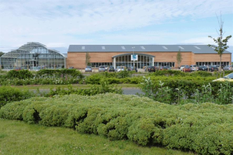 Dunbar Garden Centre