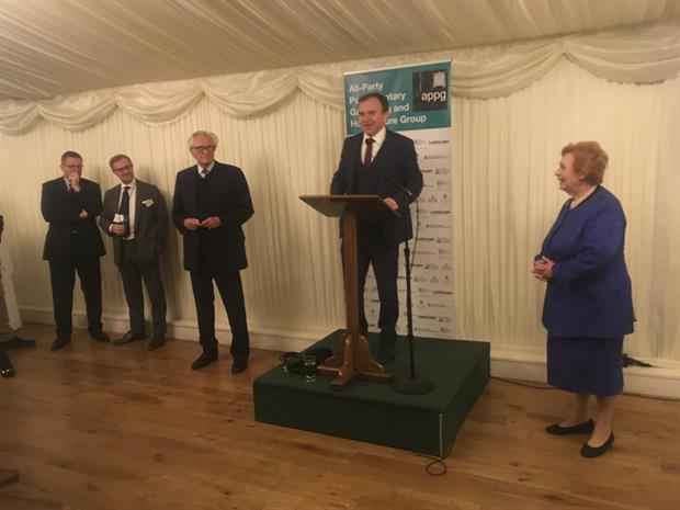 All Party Parliamentary Group for Horticulture and Gardening - image: HW