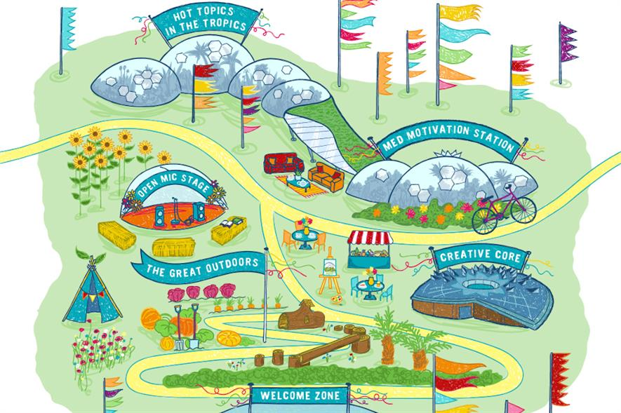 Eden Project's Festival of Discovery will take place on the 20-21 November - credit: Eden Project