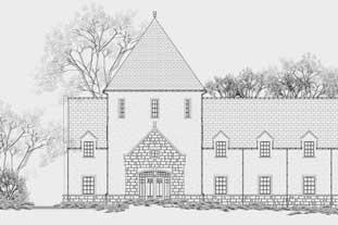 Plans for a new 'hybrid' garden centre in Aberdeen by Paul Pleydell - image: Paul Pleydell