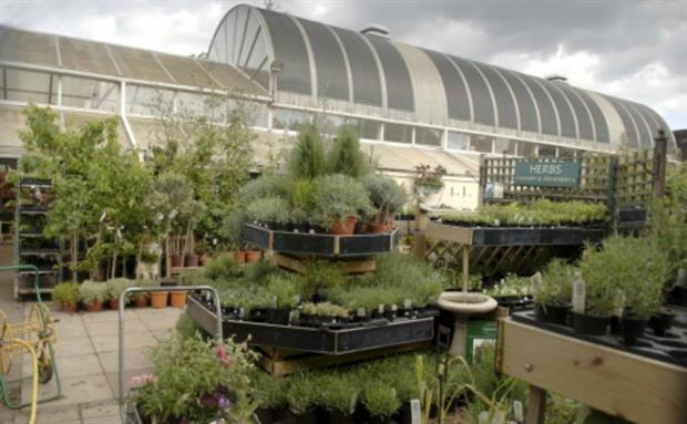 Fulham Palace Garden Centre