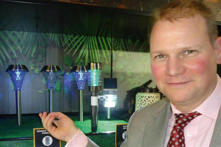 Gardman CEO Stewart Hainsworth