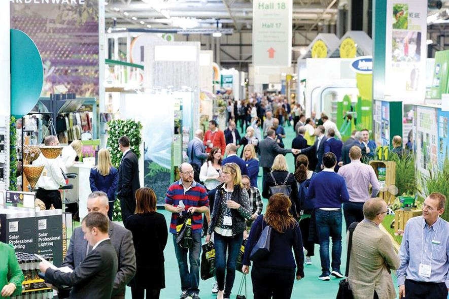 What product developments lie in store for garden retail