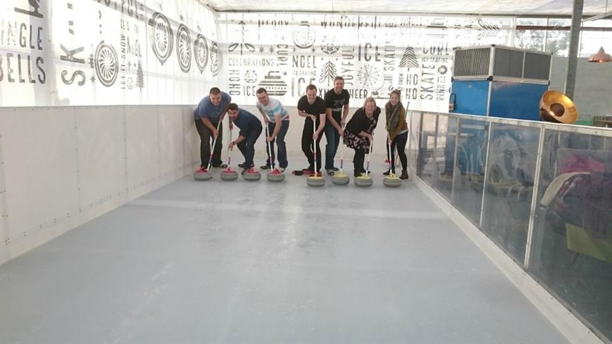 Beckworth's curling