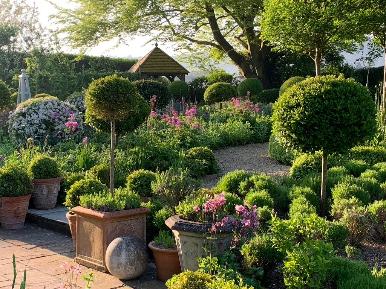 Back garden winner - image: RHS