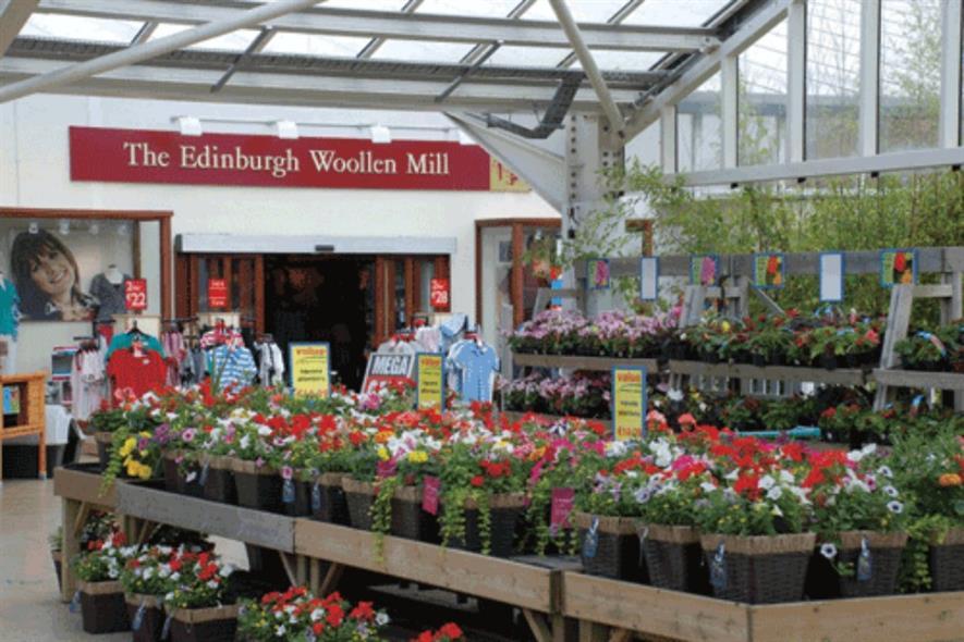 Credit: Edinburgh Woollen Mill