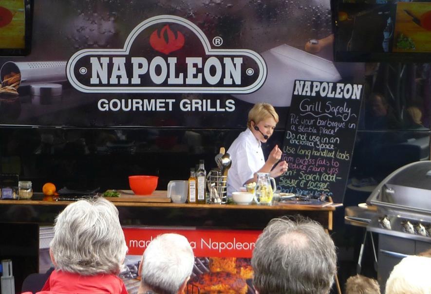 Image: Napoleon Grills