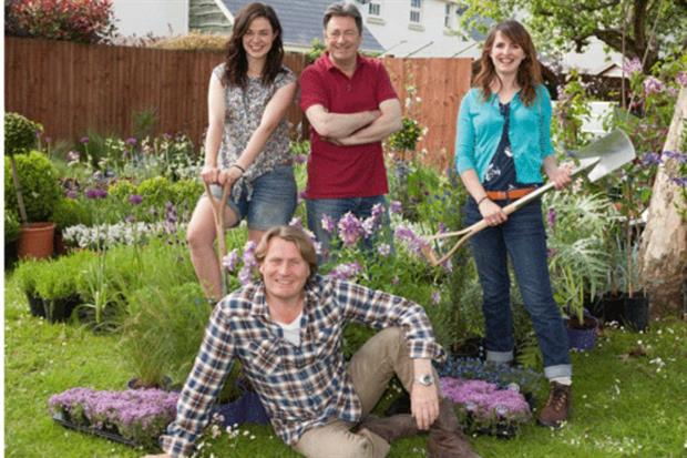 Love Your Garden ranked as top TV gardening show