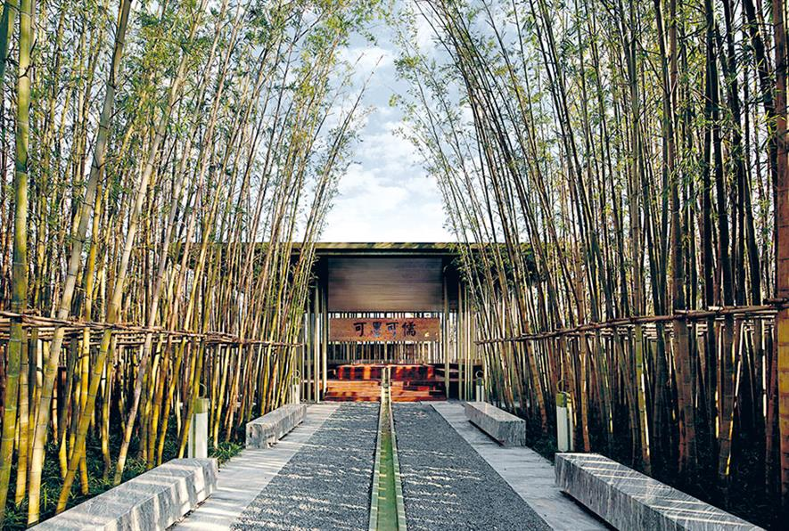 Beijing Tsinghua Tongheng Urban Planning & Design Institute's Poetic reinterpretation — landscape design of DULE Garden in Mandarin Palace