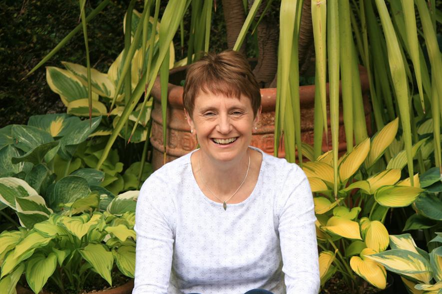 Landscape Institute president Jane Findlay - credit: Landscape Institute