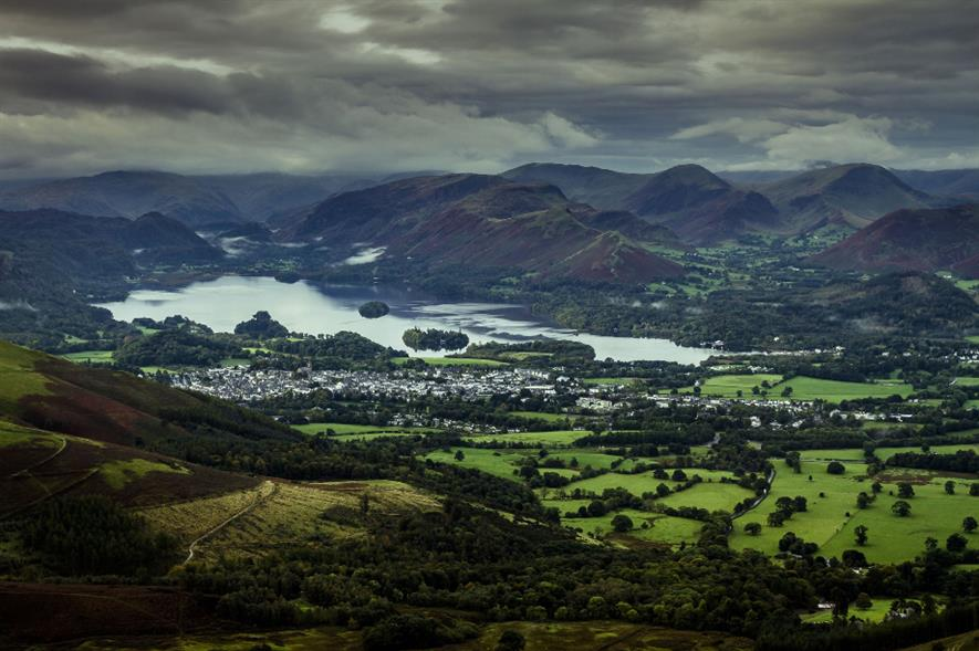 The Lake District in Cumbria is one of 15 National Parks throughout the UK - credit: Pixabay