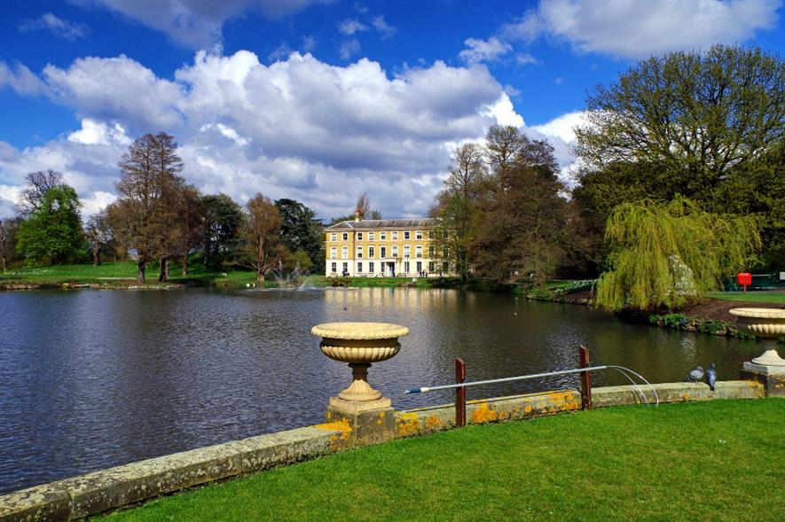 Royal Botanic Gardens, Kew, moved up seven places in the ALVA rankings to 4th - credit: Pixabay