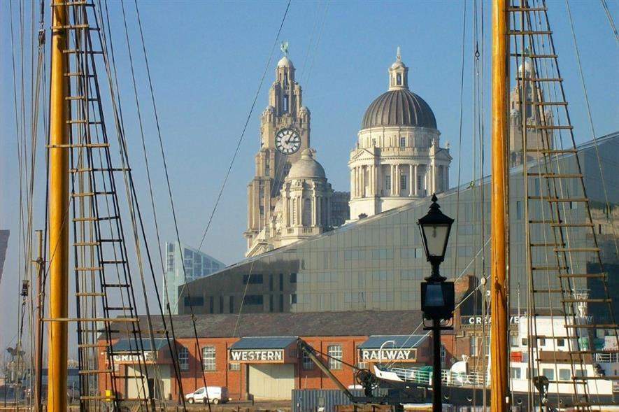 Liverpool. Image: Pixabay