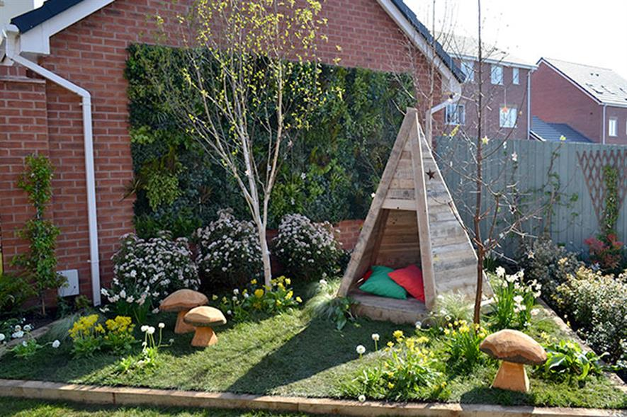 Love Your Garden makeover from 2015 - image: ITV