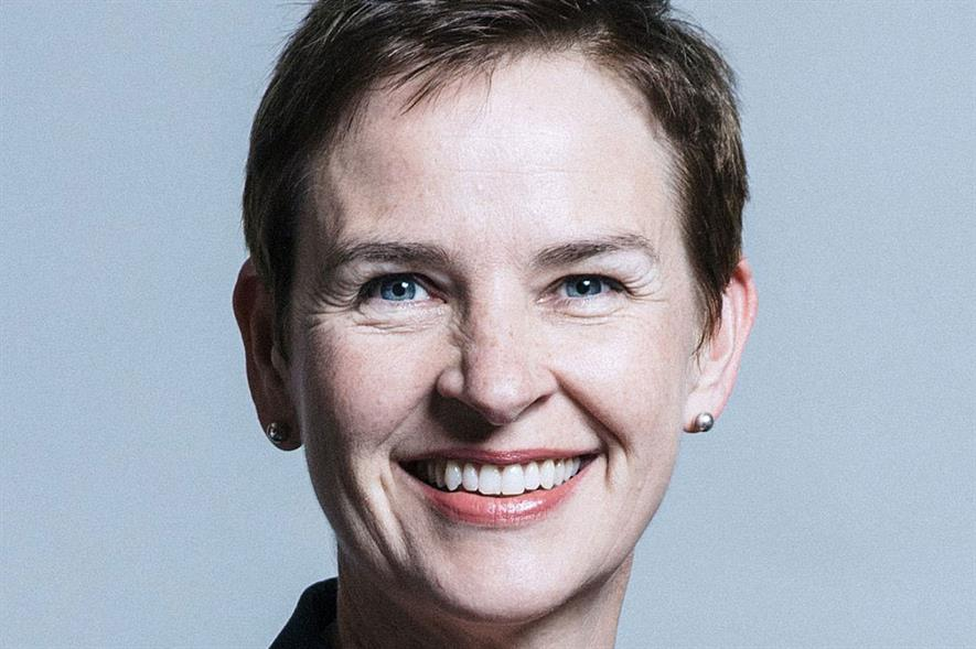 Environmental Audit Committee chair Mary Creagh MP