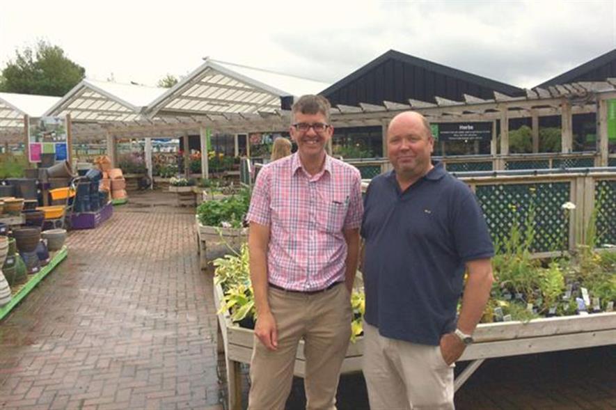 Mason and Richards at Mappleborough