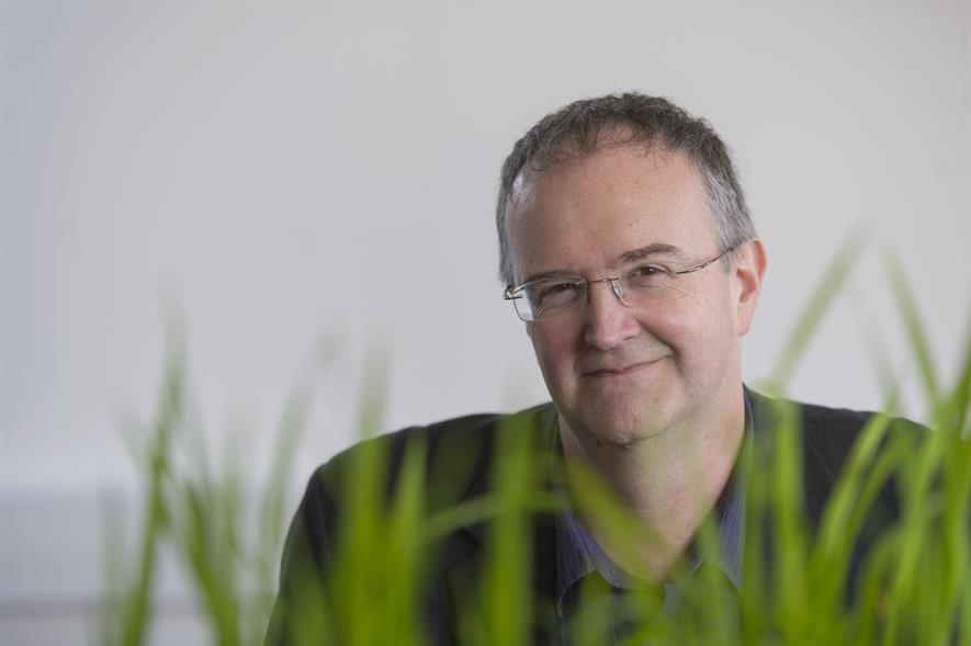 Nick Talbot joins the Sainsbury Laboratory