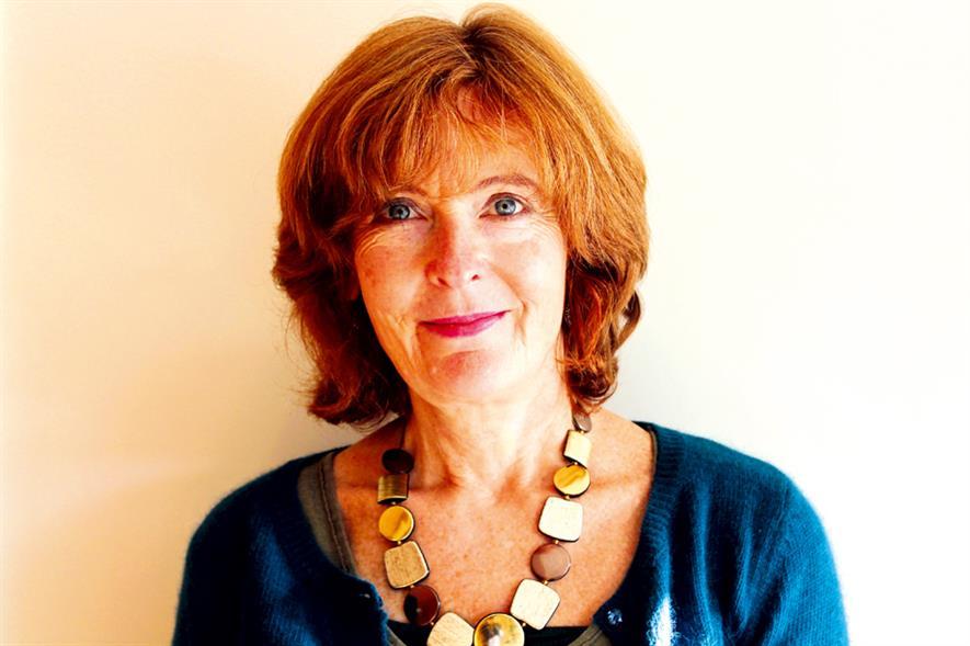 Liz Hutson, garden centre consultant