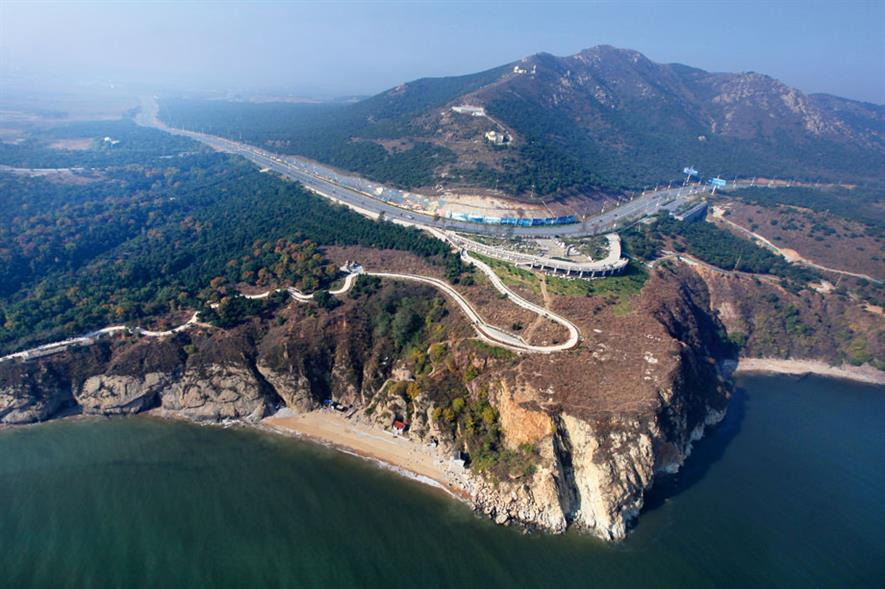 International Award - Beijing Tsinghua Tongheng Urban Planning & Design Institute Huludao-Xingcheng Coastal Trail, Huludao, China