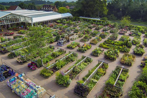 Image: - Perrywood Garden Centre