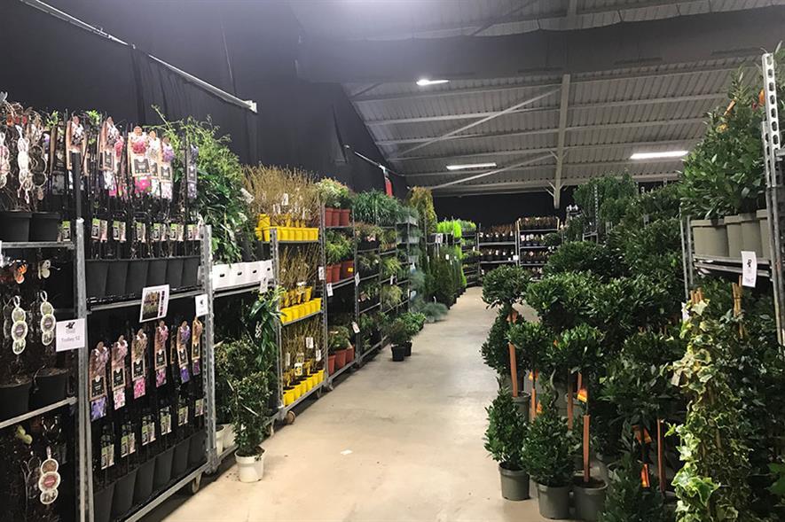 The Plant Team - credit: HW