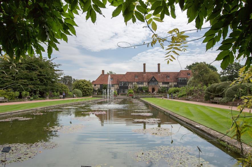 RHS Garden Wisley, Surrey - credit: Pixabay