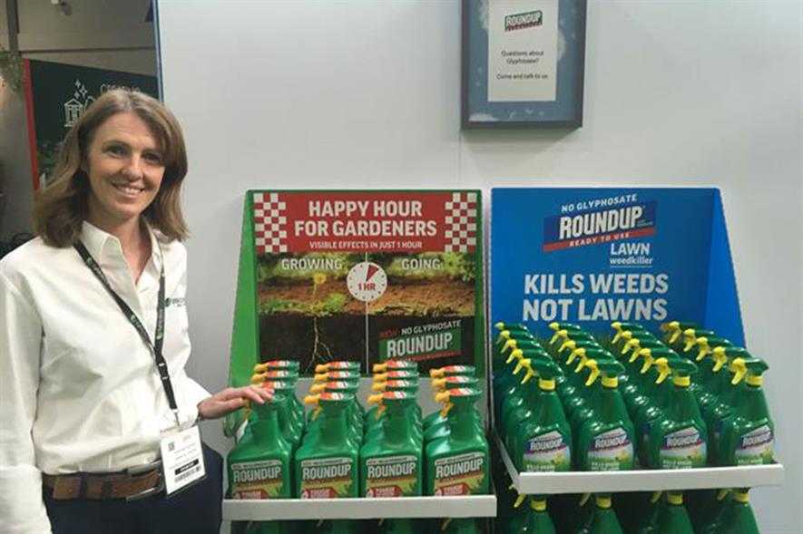 Evergreen marketing director Ann-Marie O'Riordan