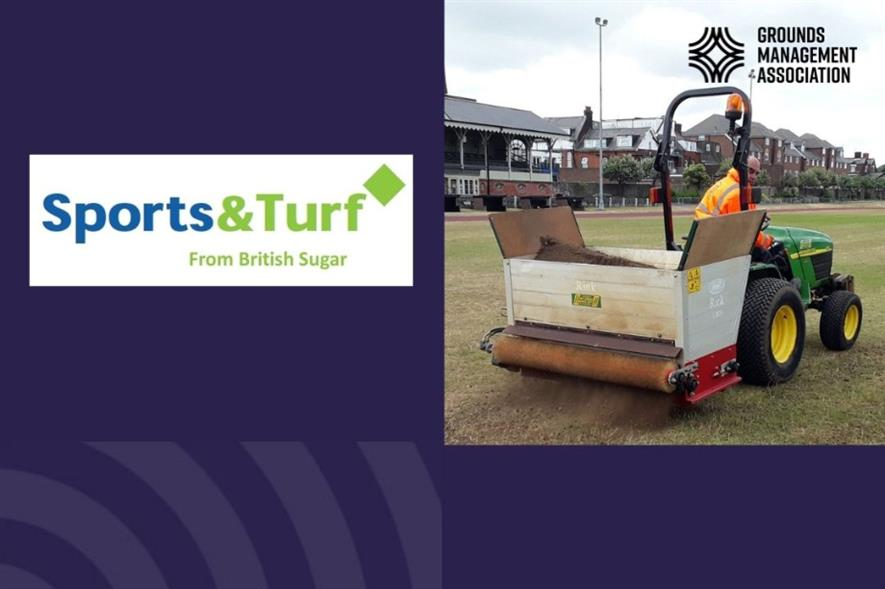 British Sugar TOPSOIL will be promoting the benefits of using its Sports&Turf topdressing - credit: GMA