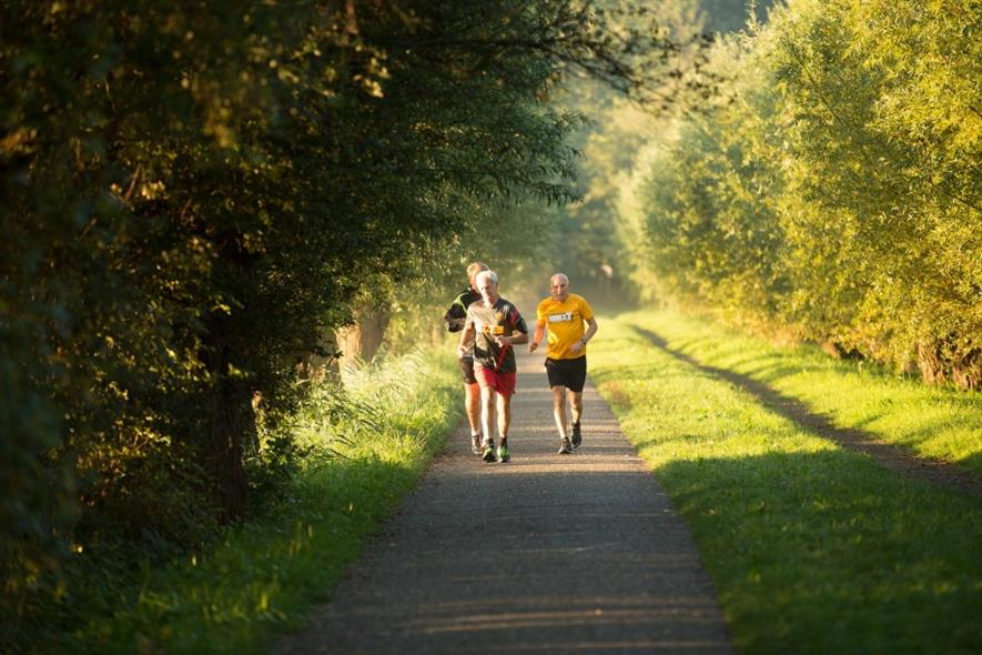 Should runners pay extra for park upkeep? Image: Pixabay