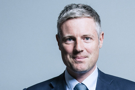 Forestry minister Zac Goldsmith - credit: Defra
