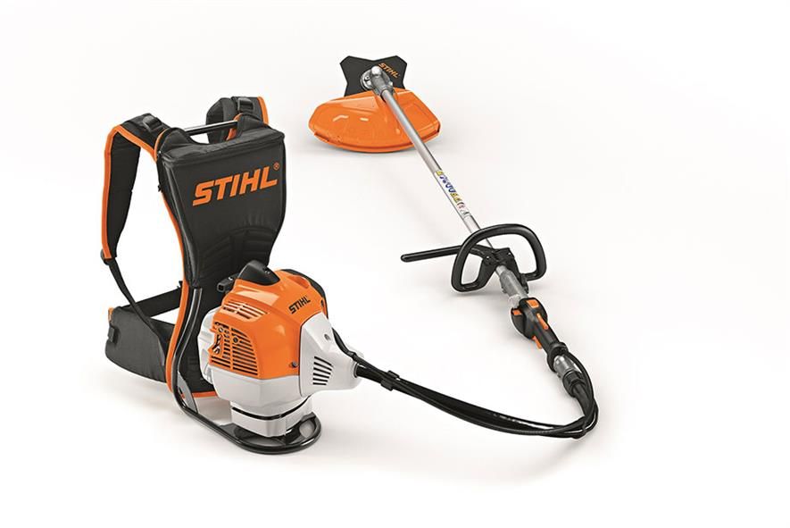 FR460 TEC-EFM backpack brushcutter - image: Stihl