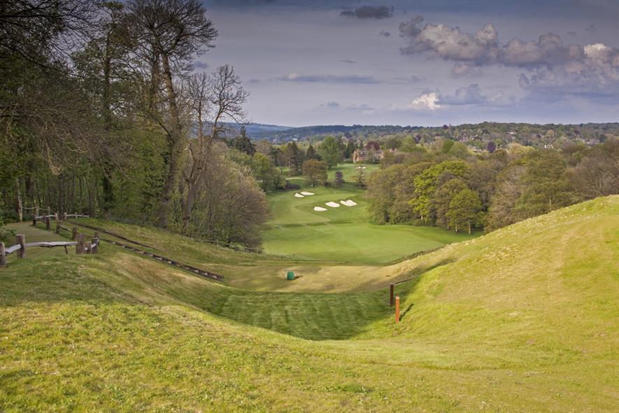 Tandridge Golf Club, Oxted, Surrey