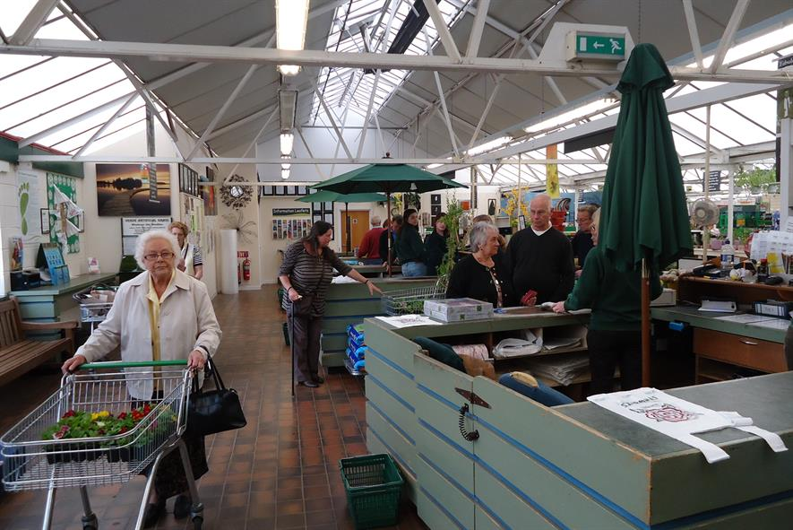 Wyevale Garden Centres: chain looking to refurbish more sites and has almost 500 concessions across its 151 stores