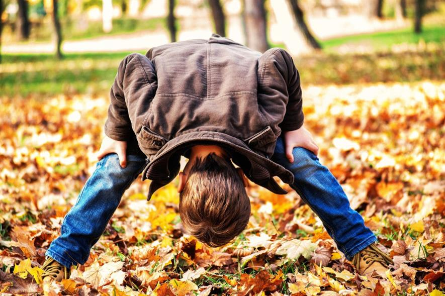 A Natural England survey found that a third of parents wished their children could spend more time outside - credit: Pixabay