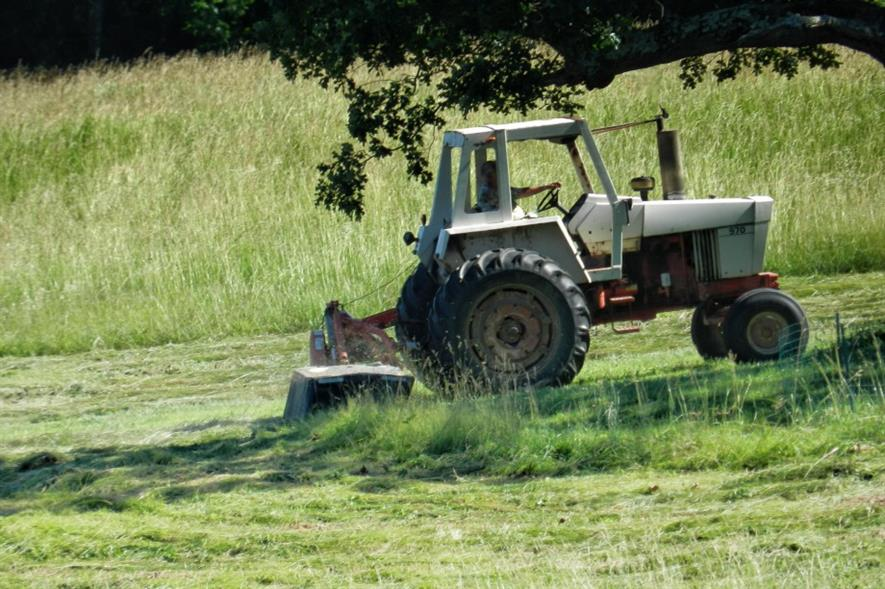 Tractor. Image: MorgueFile
