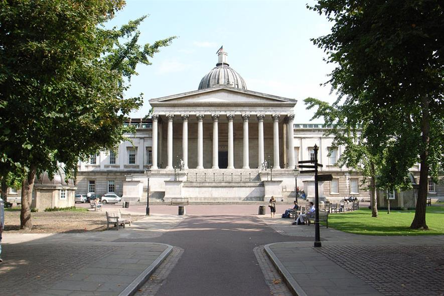 University College London - image: Flickr/Steve Cadman (CC BY-SA 2.0)