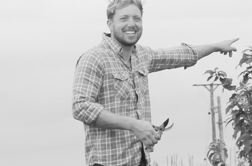 Dejex agronomist, Alex Richardson - credit: Dejex