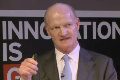 David Willetts - image:IET