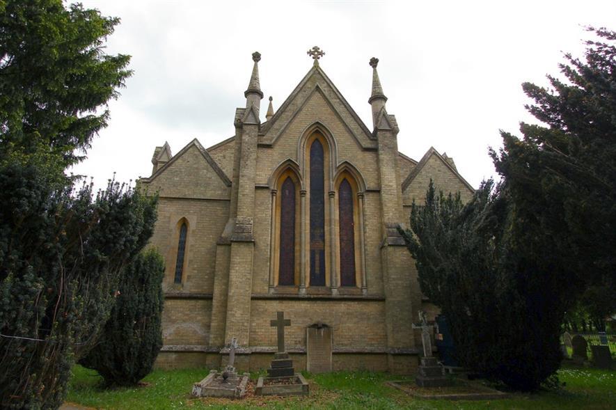All Saints Church, Wragby