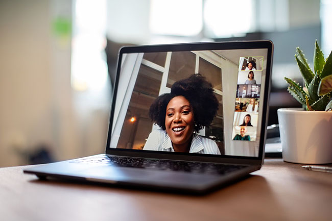 Practices may want to consider virtual PPGs and online patient education meetings (Picture: Luis Alvarez/Getty Images)