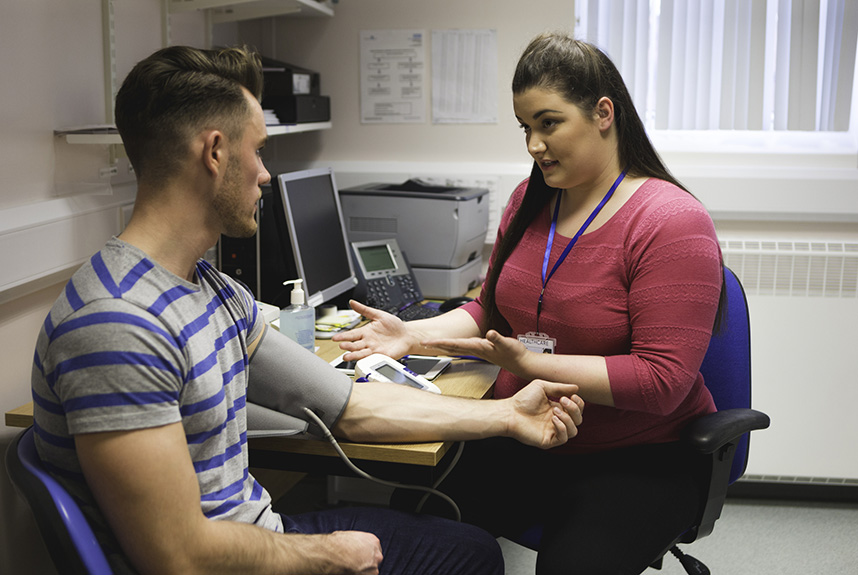 The number of fully-qualified GPs fell in the past year (Picture: SolStock/Getty Images)