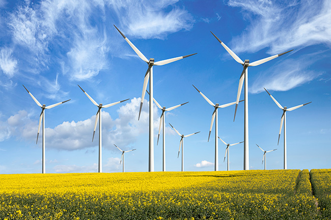 Practices could consider switching to a renewable energy tariff (Picture: Maria Wachala/Getty Images)