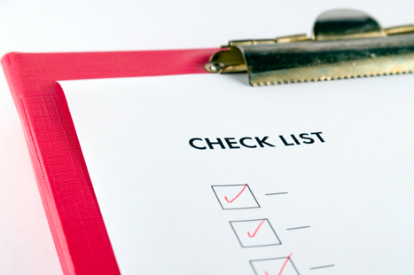 Collate a basic check list of essential information to give to your GP locum