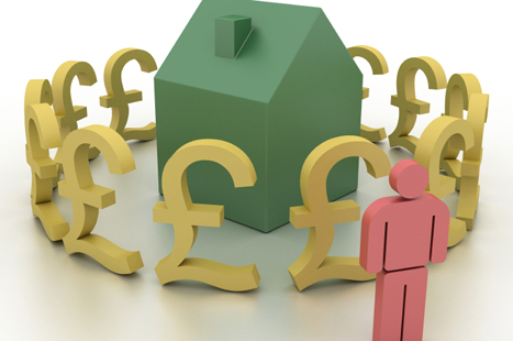 Cost rent projects mostly originated in the 1980s when interest rates were at an all-time high (image: iStock)