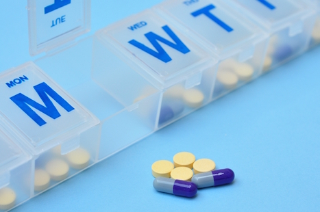 The practice was surprised by the excessive level of medicines patients were taking (Picture: iStock)