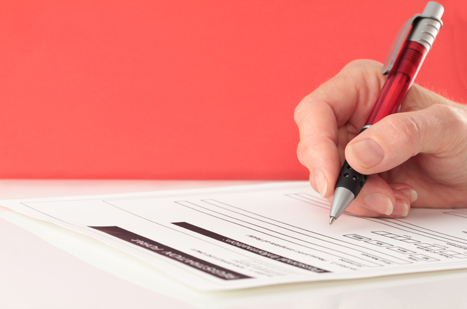 GPs must take care to fill out patient forms correctly (Picture: iStock)